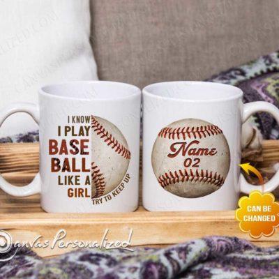 baseball girls