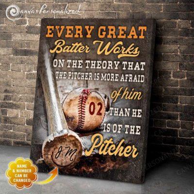 baseball batter gifts