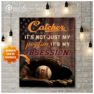 catcher canvas