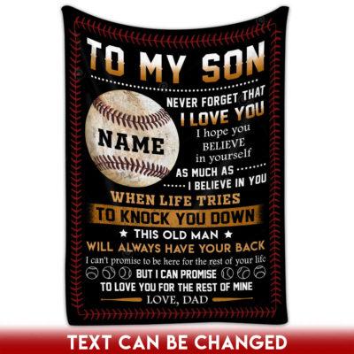 gift for baseball fan