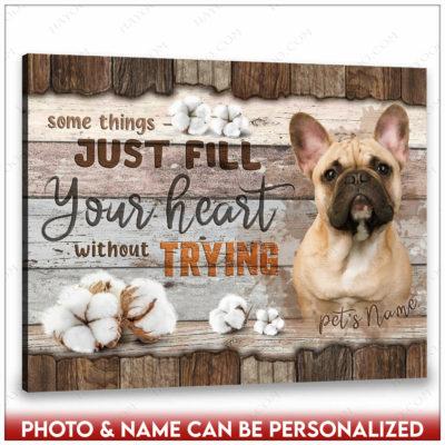 pet photo canvas art